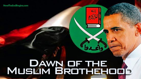 Muslim Brotherhood 0bama