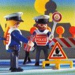 PlayMobil_PoliceCheckpoint