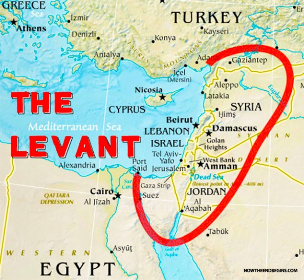 Levant_Map